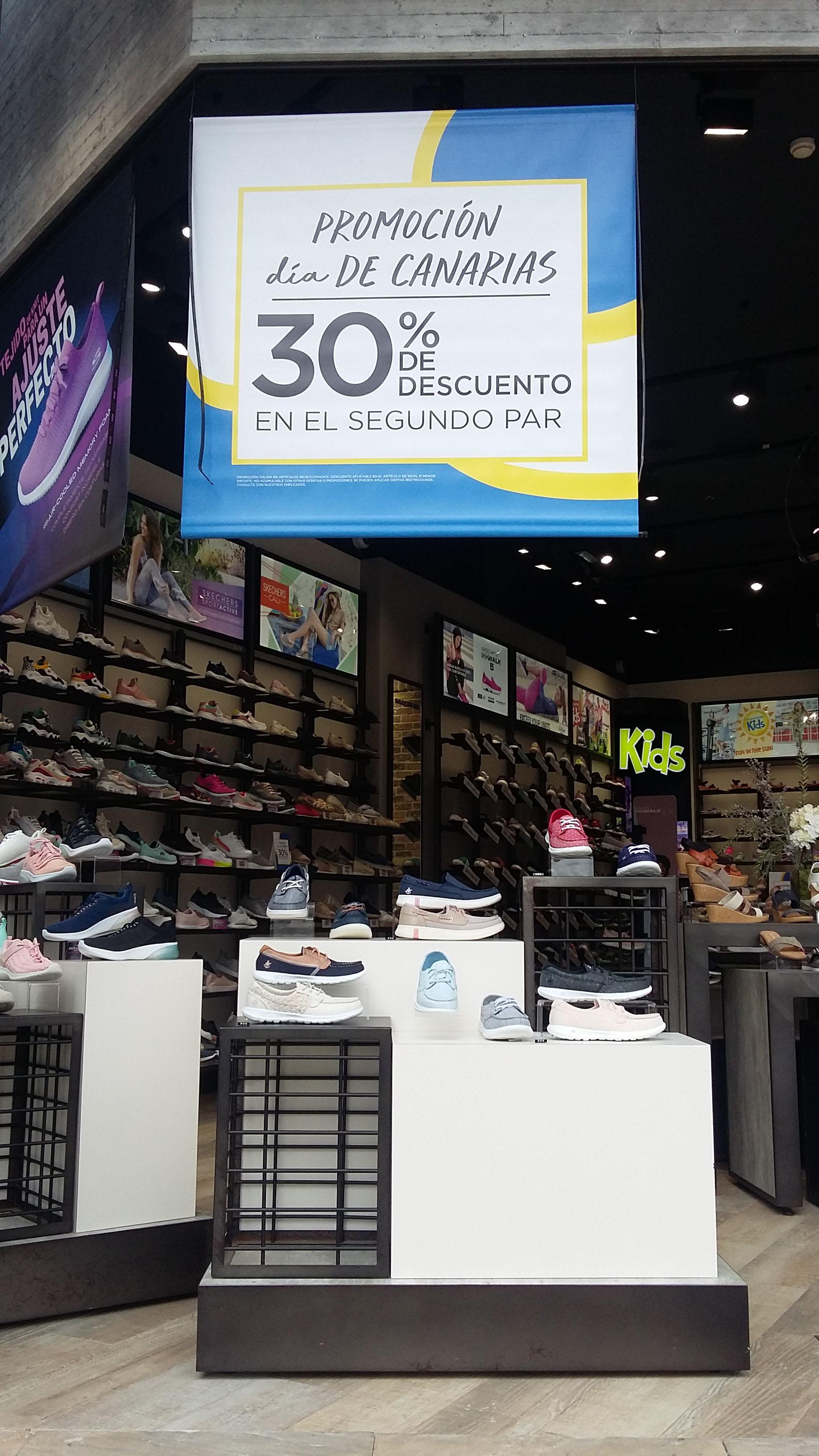 Paja Sociable A bordo  Promoción Skechers por el Día de Canarias - Vive Alisios