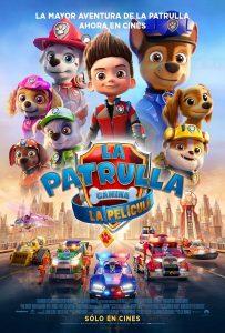 """Poster for the movie """"La patrulla canina: la película"""""""