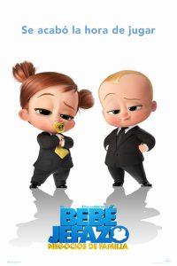 """Poster for the movie """"El Bebé Jefazo 2: Negocios de familia"""""""
