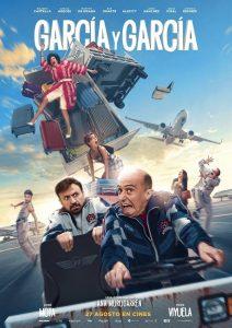 """Poster for the movie """"García y García"""""""