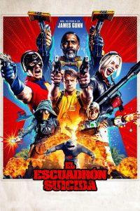 """Poster for the movie """"El Escuadrón Suicida"""""""