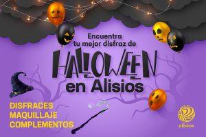 Vive el mejor Halloween en Alisios