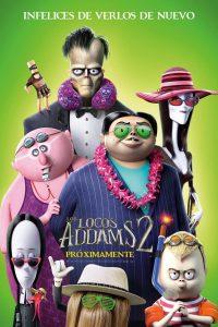 """Poster for the movie """"La familia Addams 2: La gran escapada"""""""