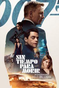 "Poster for the movie ""Sin tiempo para morir"""