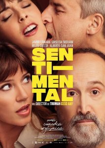 "Poster for the movie ""Sentimental"""