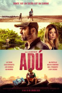 "Poster for the movie ""Adú"""