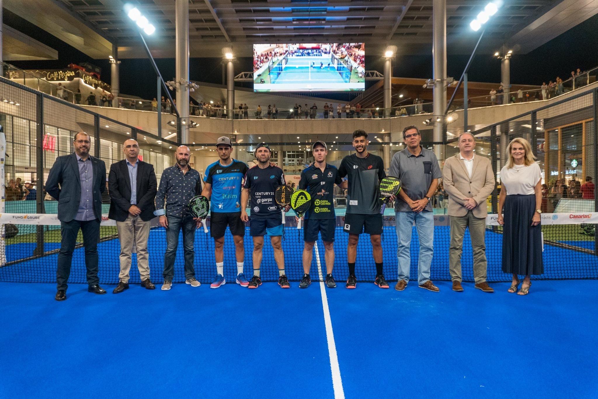 Campeones Open de Canarias