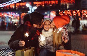 Navidad magica en Alisios con la familia