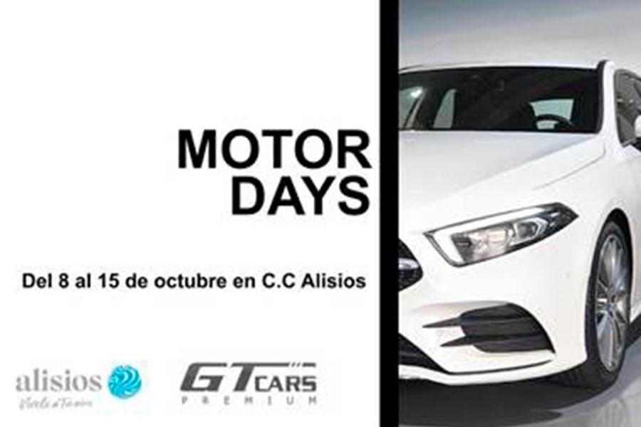Motor days de la mano de GTcars en Alisios
