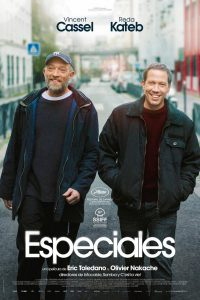 "Poster for the movie ""Especiales"""