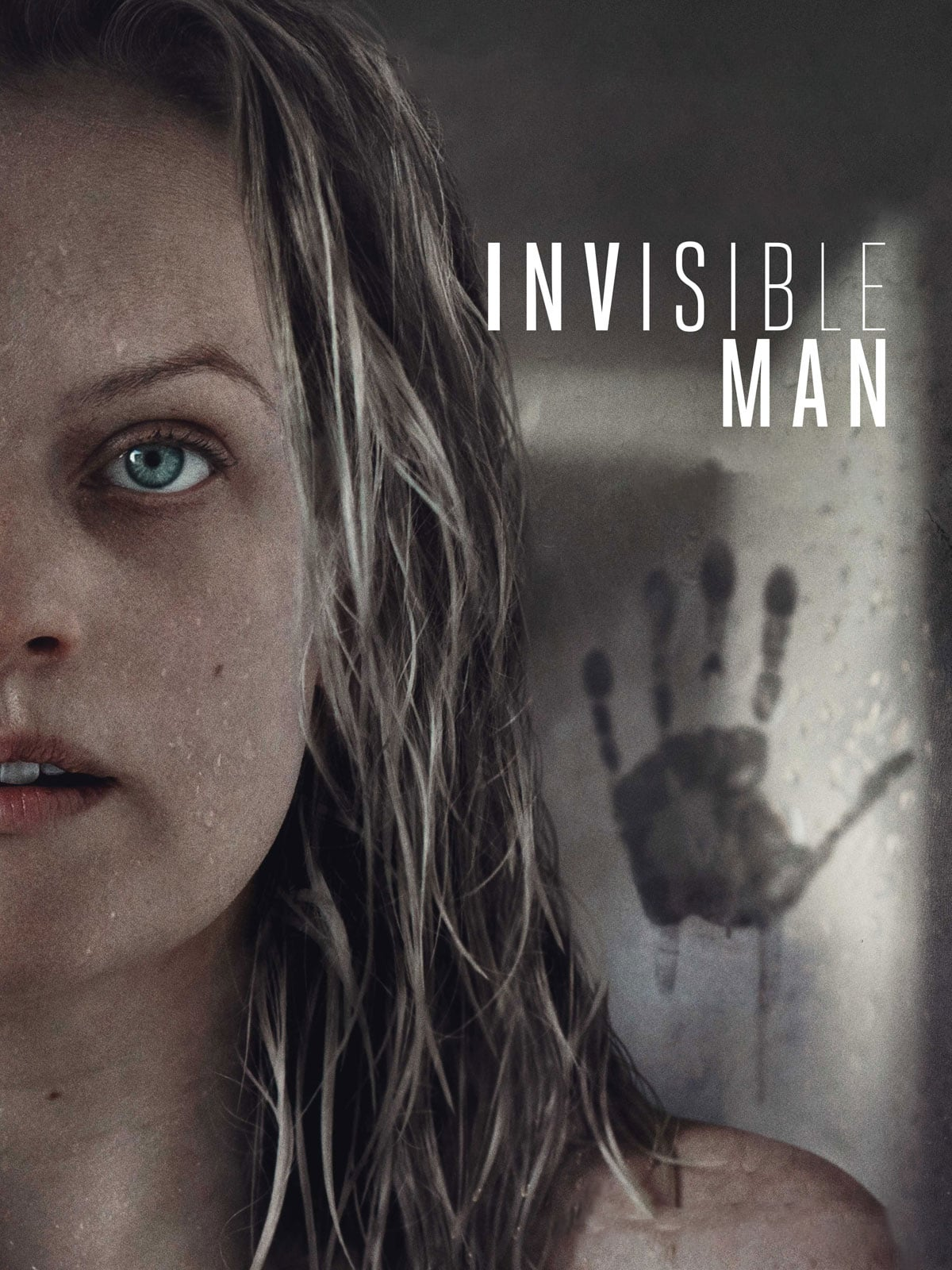 "Poster for the movie ""El hombre invisible"""