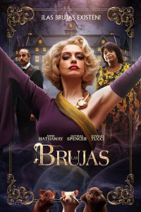 """Poster for the movie """"Las brujas"""""""